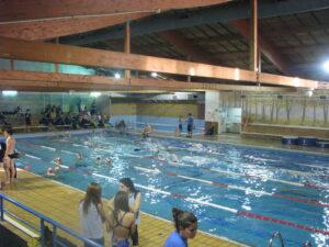 2 jornada de liga nacional de clubes de nataci n con for Aletas natacion piscina