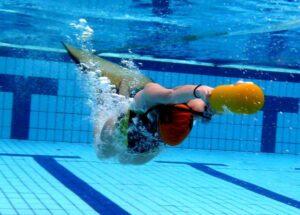 Selecci n absoluta fndas 2013 nataci n con aletas for Aletas natacion piscina