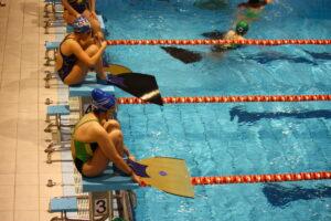 Final juegos deportivos 2014 de nataci n con aletas for Aletas natacion piscina