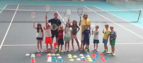 Campamentos de Tenis 2015