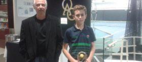Miguel Casares campeón en Ottawa